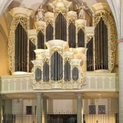 Borgentreich, Orgel. Foto: Ansgar Hoffmann, Schlangen