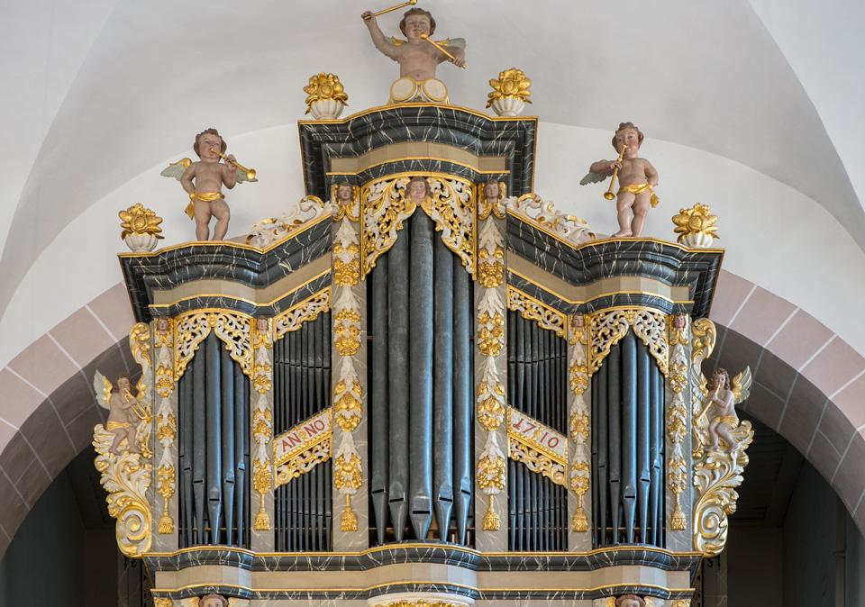 Orgel St. Kiliani, Höxter