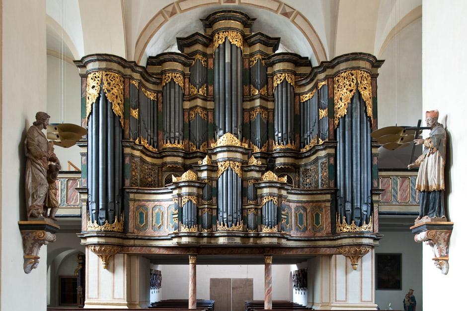Orgel Marienmünster
