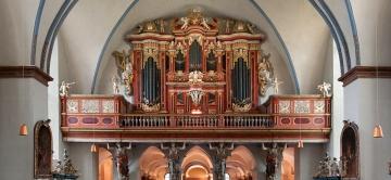Orgel Corvey