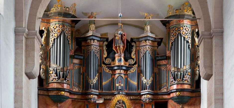 Orgel Gehrden